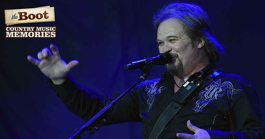 Country Music Memories Travis Tritt Releases Country Club