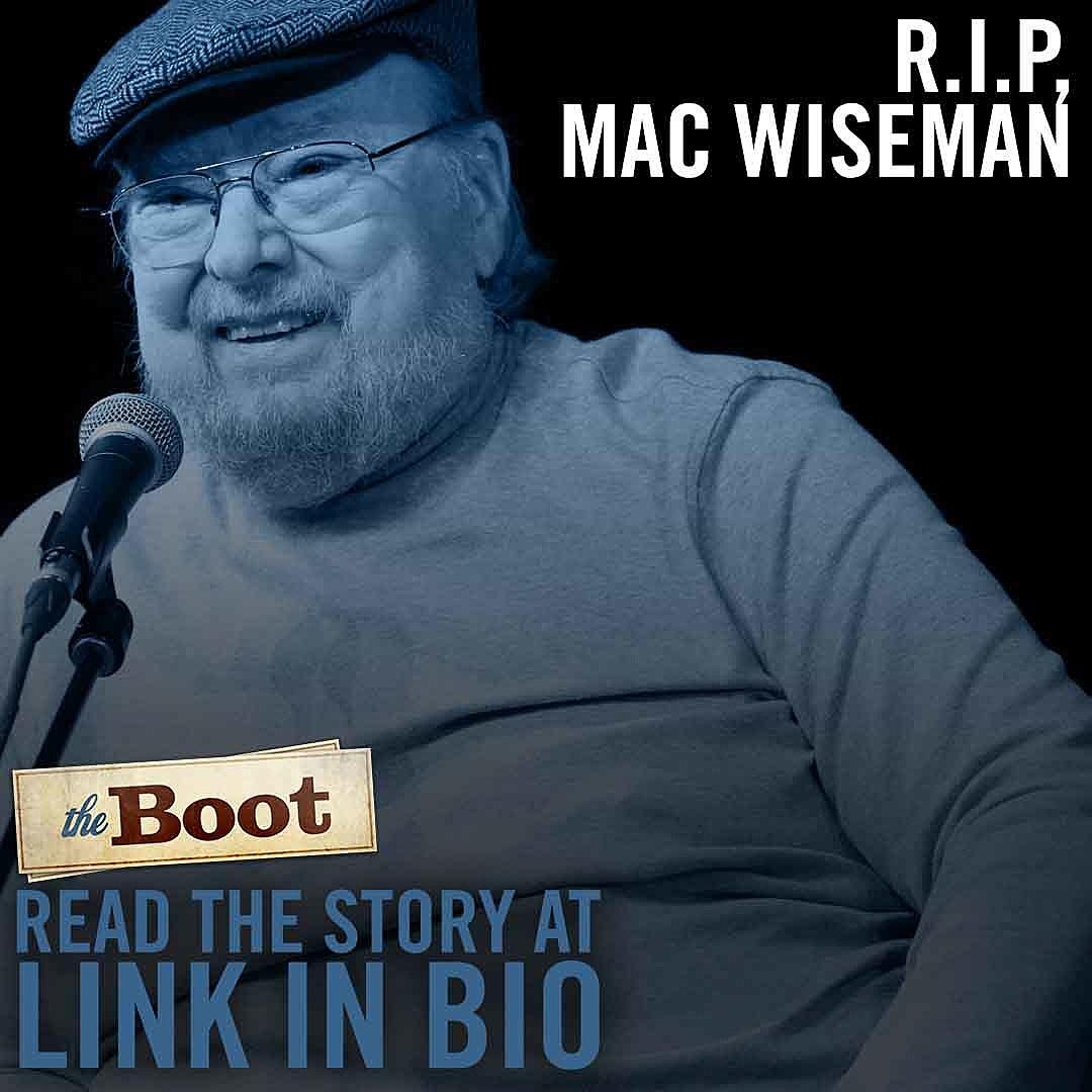 Mac Wiseman Dead at 93