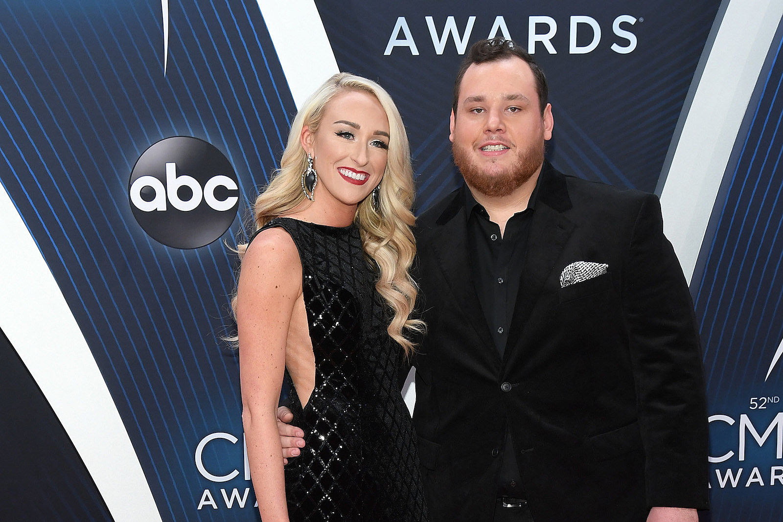 a06dc105c4cf5 Luke Combs + Nicole Hocking — Country s Greatest Love Stories