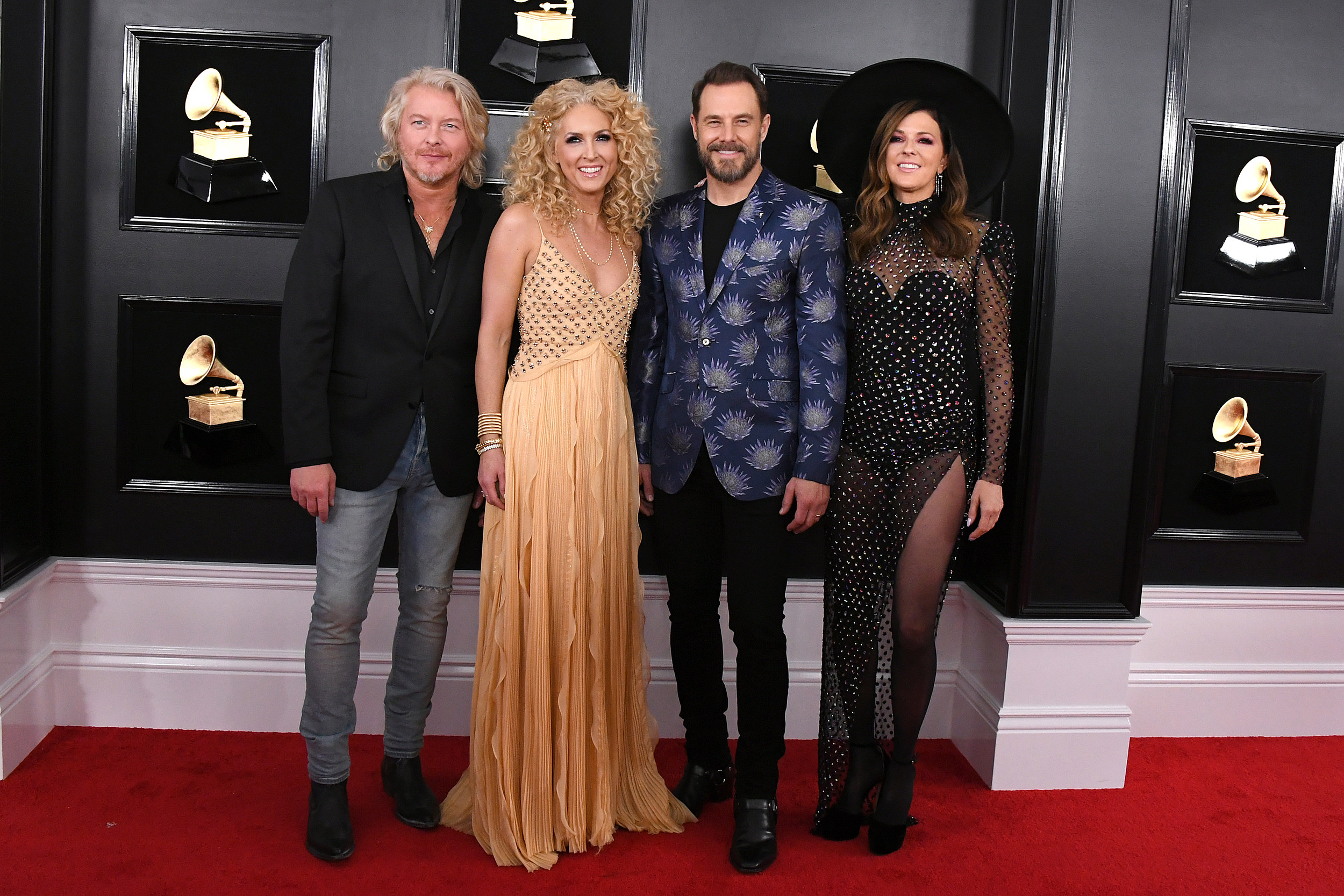 dc784d900d9 2019 Grammy Awards  See Little Big Town on the Red Carpet
