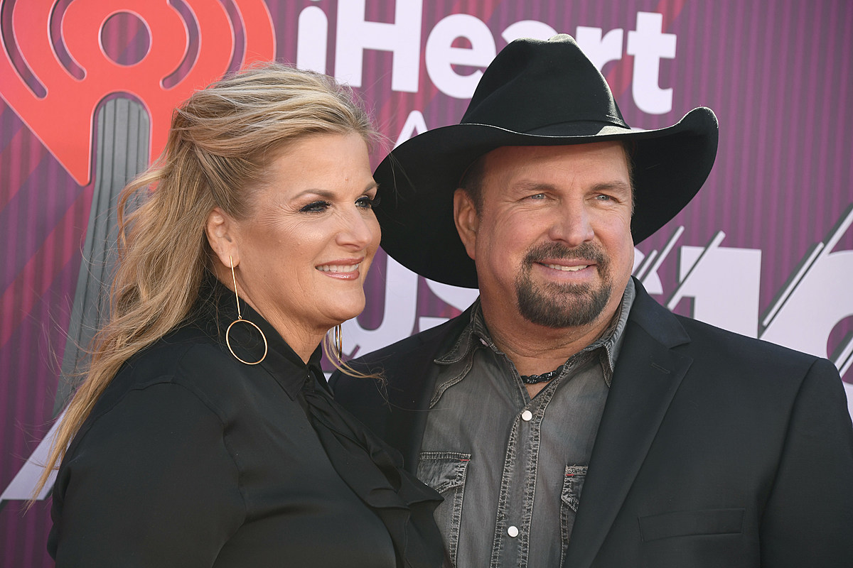 Hear Trisha Yearwood Harmonize With Garth Brooks on New Song 'What Gave Me Away'
