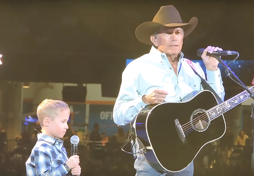 George Strait | KICKS 105 5
