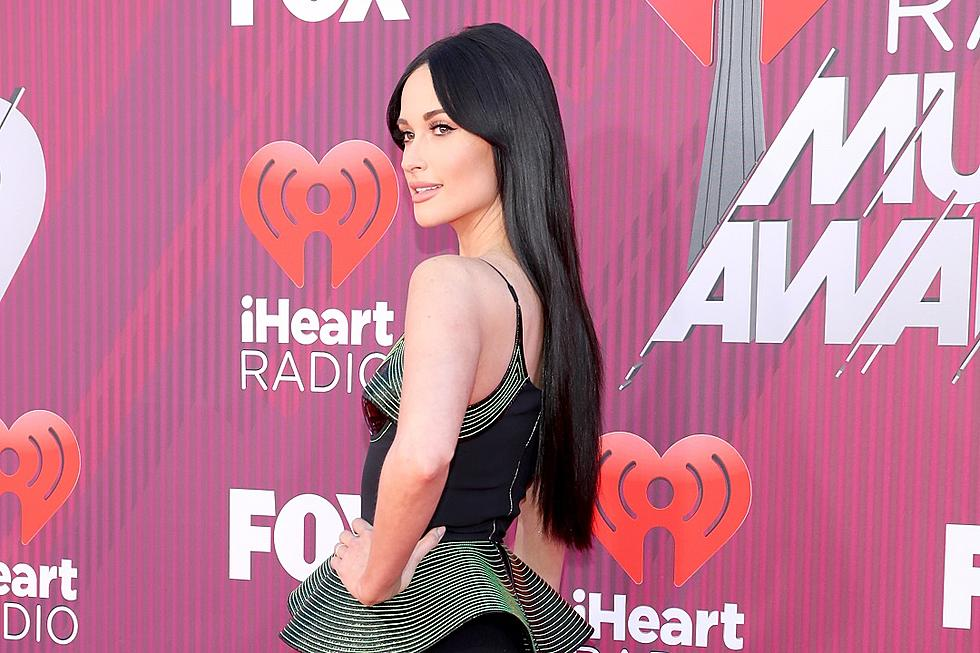 Kacey Musgraves Goes Green for 2019 iHeartRadio Music Awards