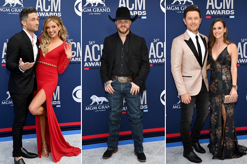 a8575506f18 2019 ACM Awards: Country Stars Shine on the Red Carpet [PICTURES]