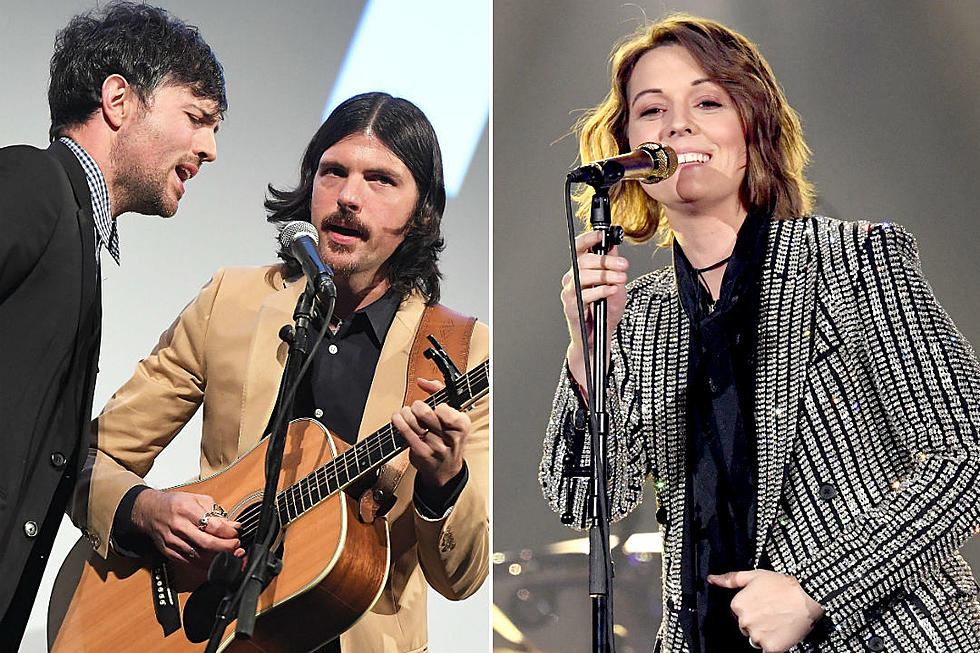 Watch Avett Brothers Join Brandi Carlile for 'Murder in the