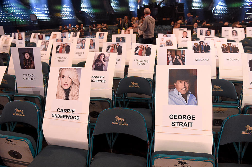 Who S Sitting Where At The 2019 Acm Awards See Seating Chart