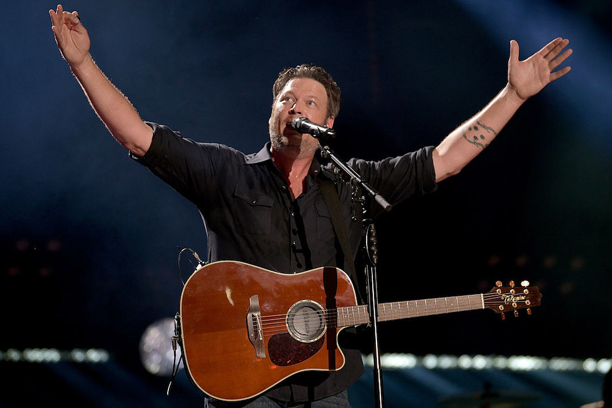 Story Behind the Song: Blake Shelton, 'God's Country'