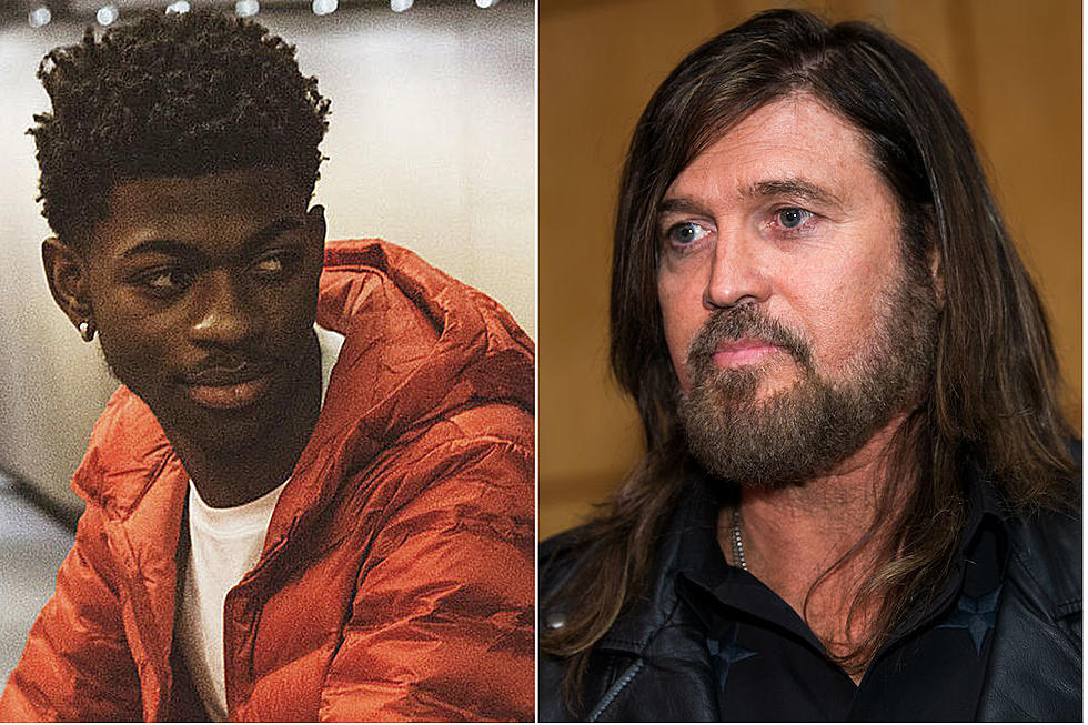 LISTEN: Billy Ray Cyrus Joins Lil Nas X for 'Old Town Road