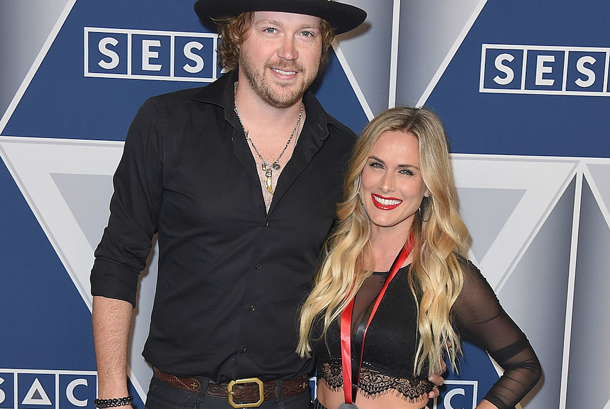 A Thousand Horses Singer Michael Hobby + Wife Caroline Welcome First Child