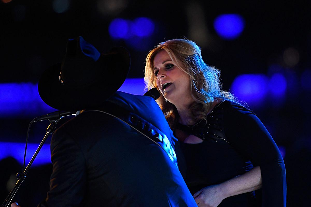 LISTEN: Trisha Yearwood's 'Workin' on Whiskey' Features Kelly Clarkson