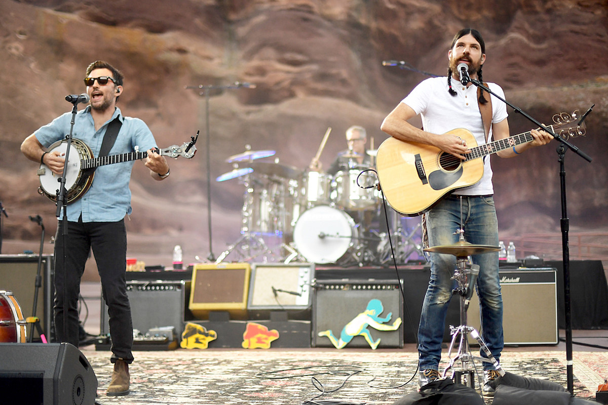 Avett Brothers' 'High Steppin'' Grooves Hard, But Has a Dark