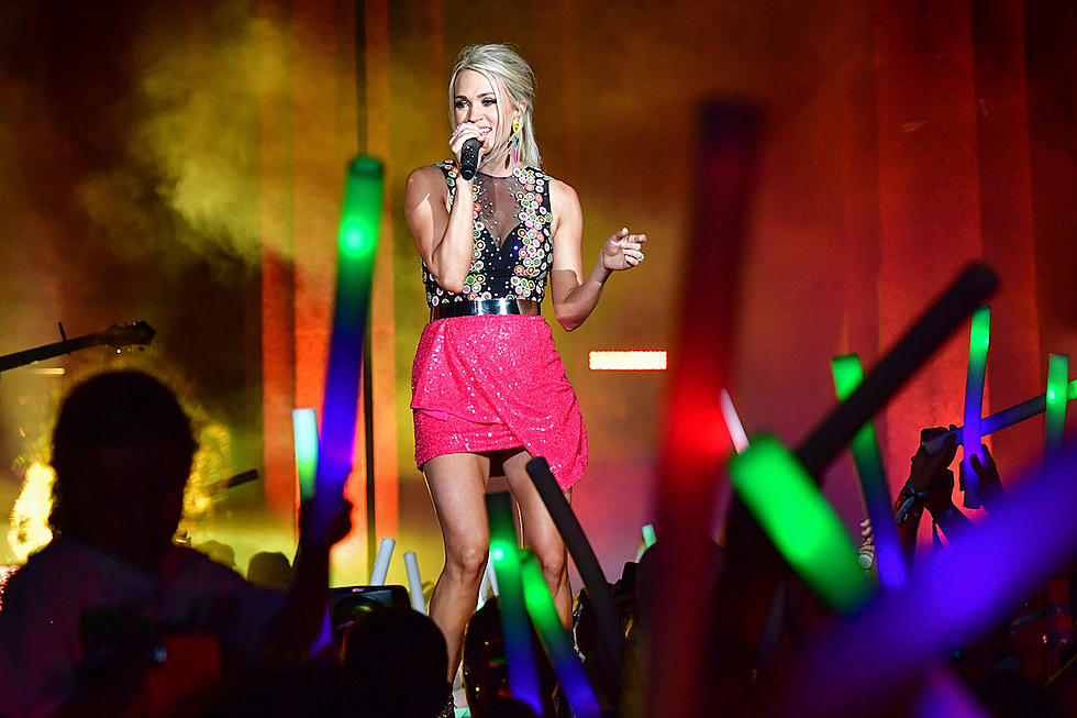 Carrie Underwood Lucky To Bring Her Family On Cry Pretty Tour