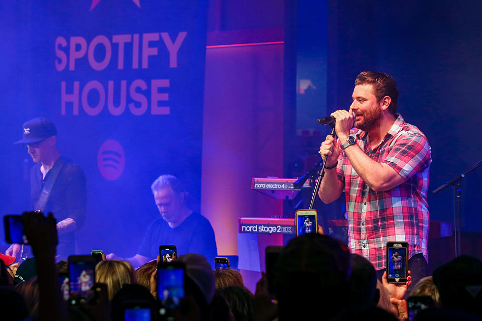Chris Young's 'Drowning' Is a Tribute to a Friend Gone Too Soon