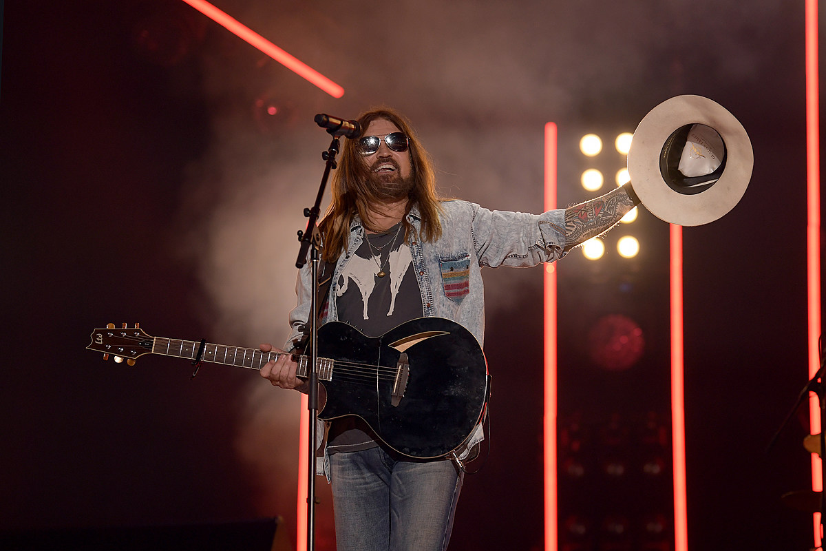 Top 5 Billy Ray Cyrus Songs