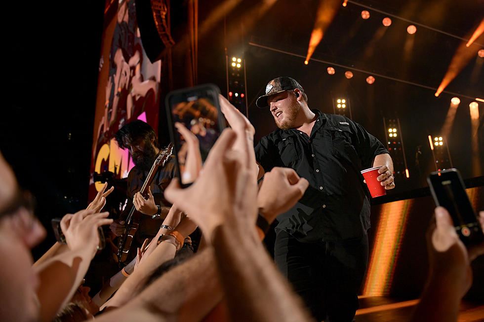 LISTEN: Luke Combs Reveals Brand-New Song 'Let's Just Be