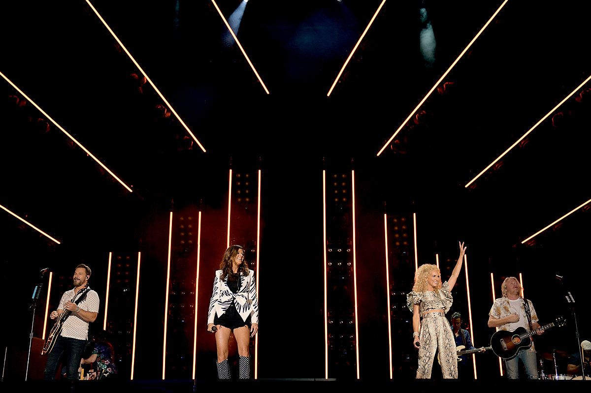 Iheartcountry Festival 2020.Little Big Town Reveal 2020 Nightfall Tour Plans
