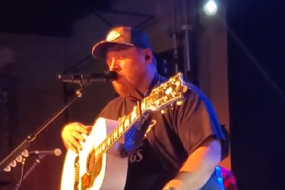 Luke Combs Unveils New Song '1, 2 Many' on Twitter [WATCH]