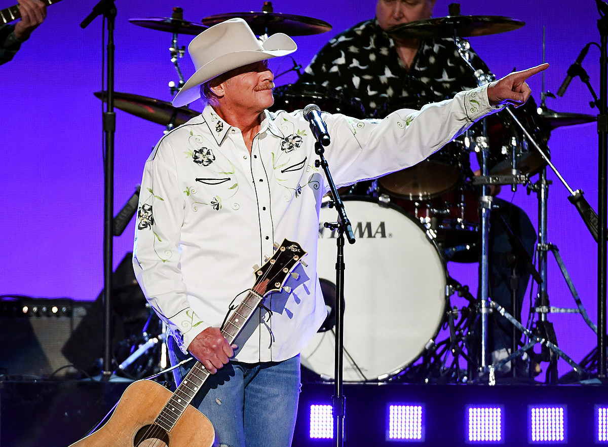 Alan Jackson's 'Here in the Real World': All the Songs, Ranked