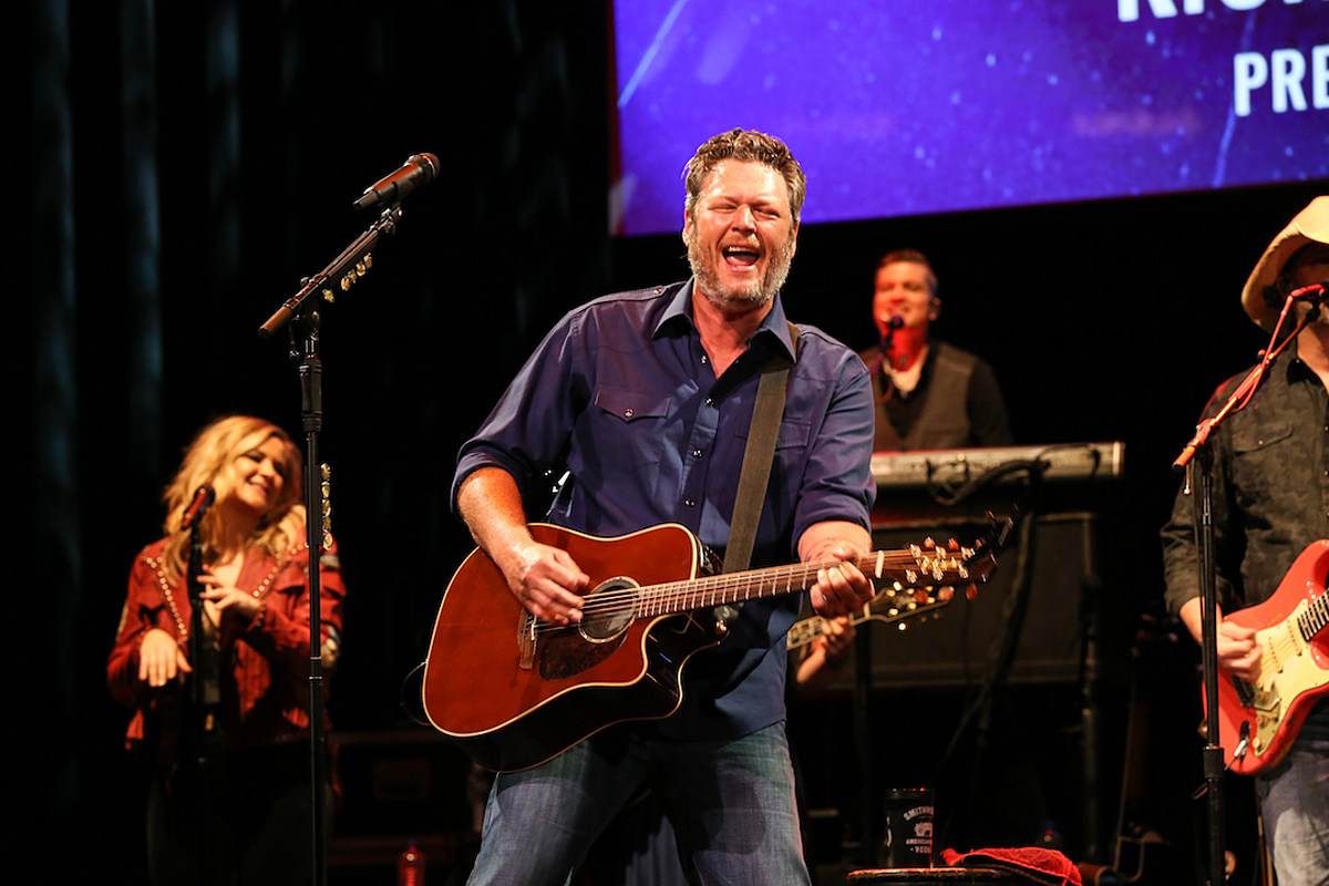 LISTEN: Blake Shelton Says 'Jesus Got a Tight Grip' on His Soul in New Song