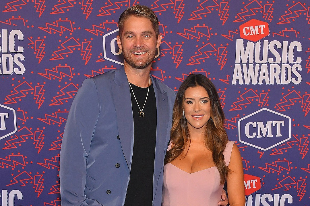 Brett Young 'Couldn't Do It' Without Wife Taylor's Support