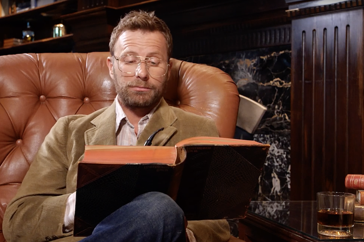 WATCH: Dierks Bentley Provides a Dramatic Reading of the Highwomen's 'Redesigning Women'