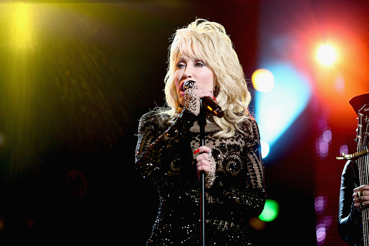 Dolly Parton Partners With Hallmark for 'Christmas at Dollywood' Movie