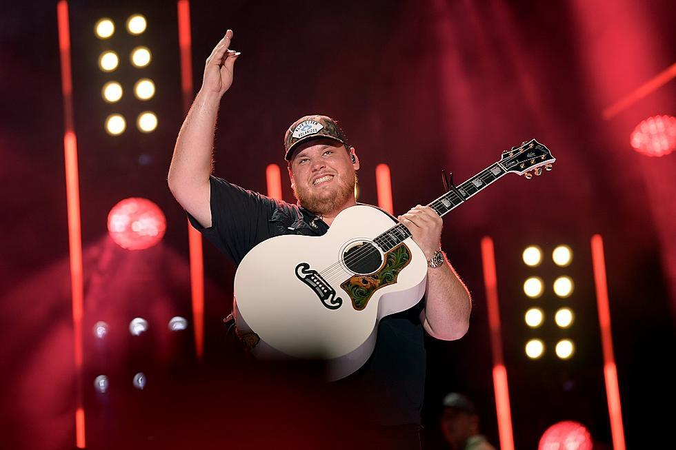Luke Combs Is Using His Success to Say Thank You to His Parents