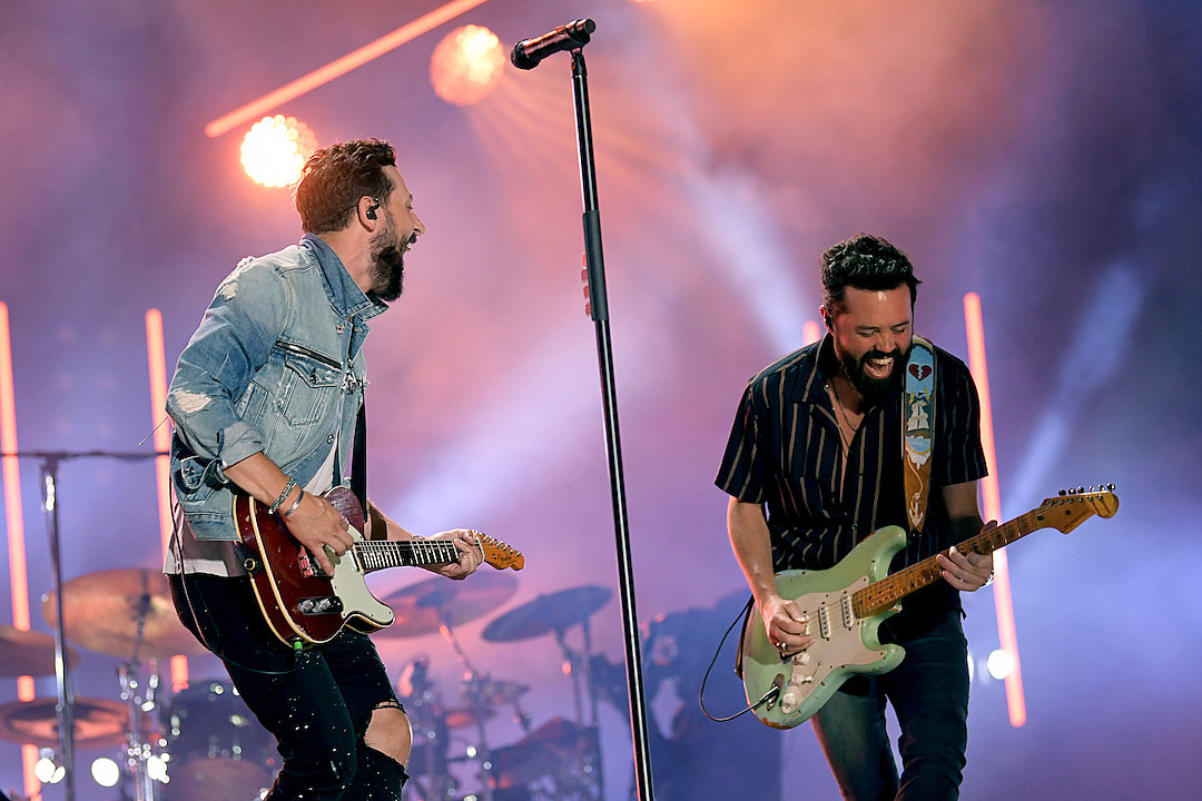 Old Dominion Keep Adding to 2019 Make It Sweet Tour