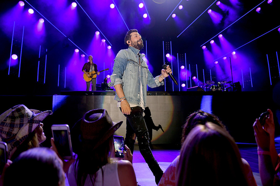 Old Dominion Keep Adding to 2019 Make It Sweet Tour