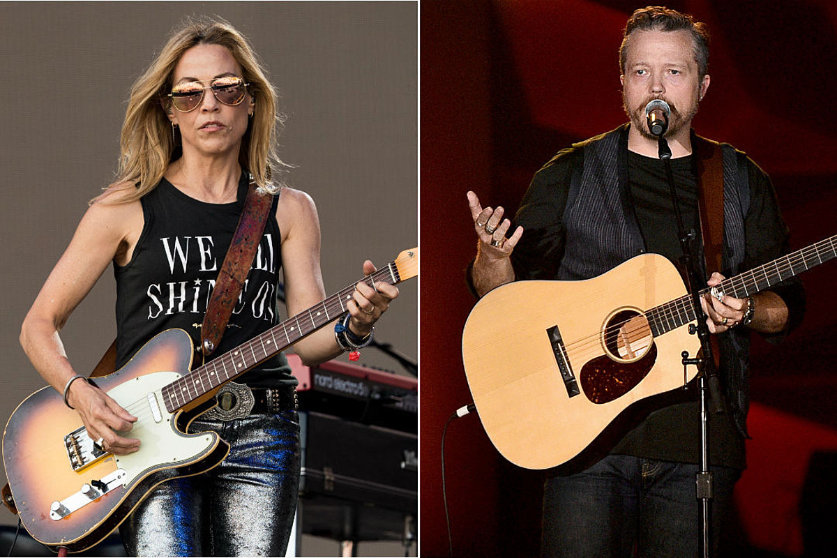 LISTEN: Sheryl Crow Enlists Jason Isbell for Cover of Bob Dylan's 'Everything is Broken'