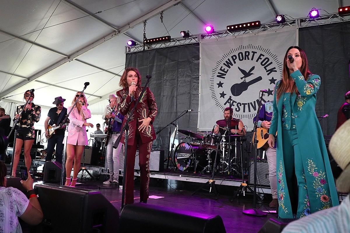 LISTEN: Hear 'Highwomen', New Country Supergroup's 'Highwayman' Rewrite