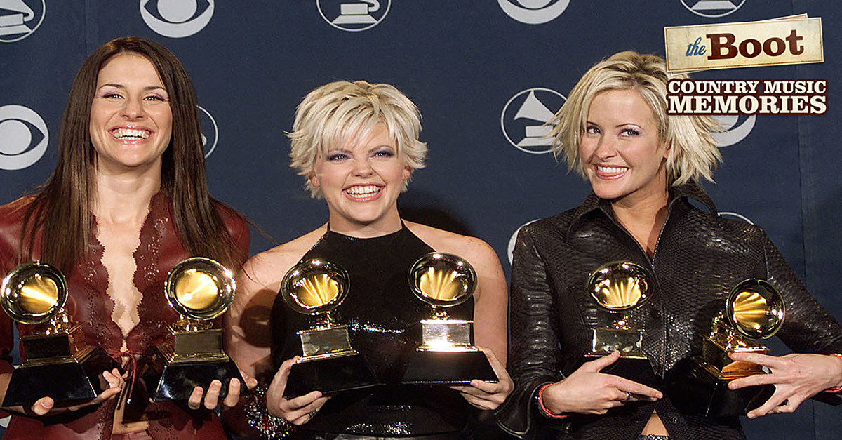 20 Years Ago: The Dixie Chicks Release 'Fly'