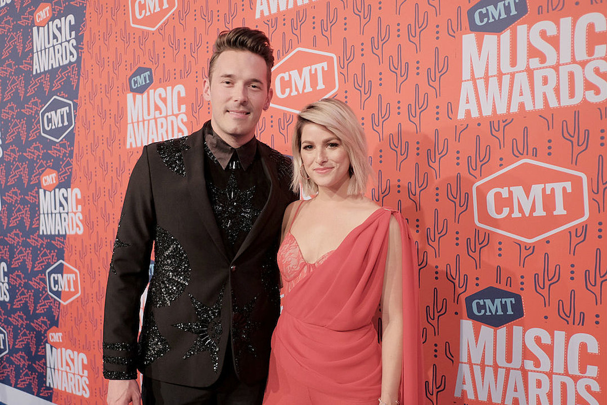Cassadee Pope and Sam Palladio Can Write Songs Together — But Not When They're Hungry