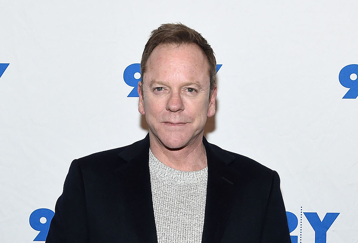 Kiefer Sutherland Suffers Rib Injury After Slipping on Bus Steps, Postpones 3 Shows