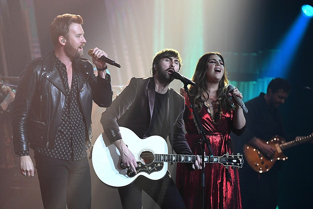 LISTEN: Lady Antebellum's 'Pictures' Proves Things Aren't Always What They Seem