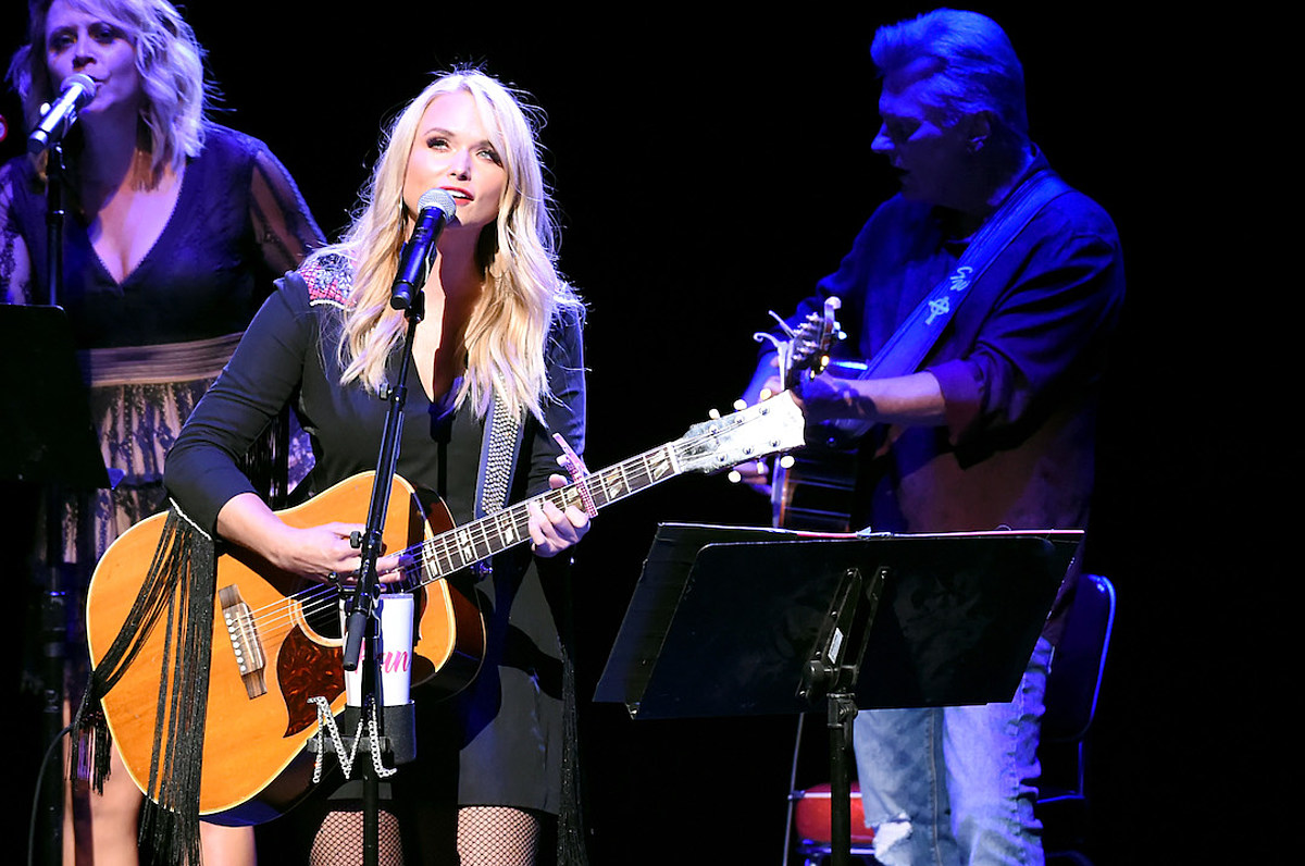 LISTEN: Miranda Lambert's New Song, 'Bluebird,' Finds Peace in a Chaotic World
