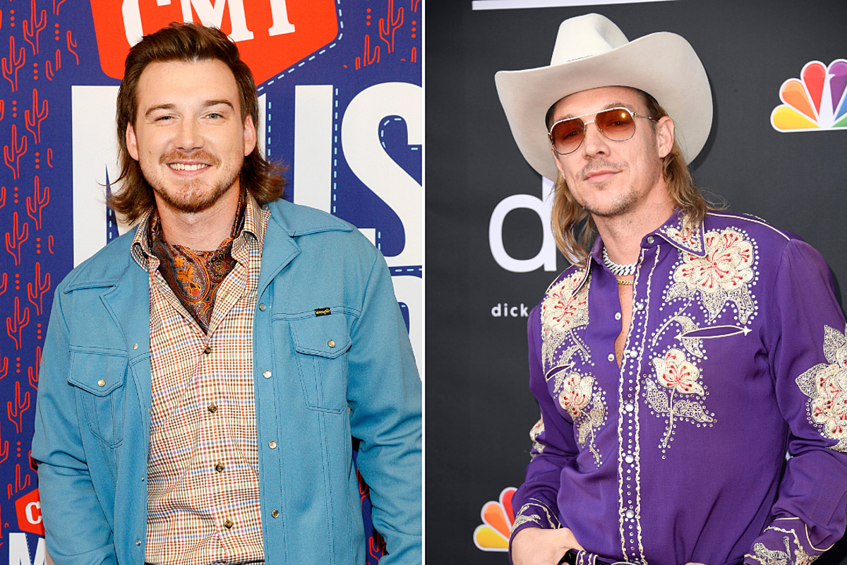 Diplo Singer >> Hear Heartless Morgan Wallen Diplo S New Collaboration