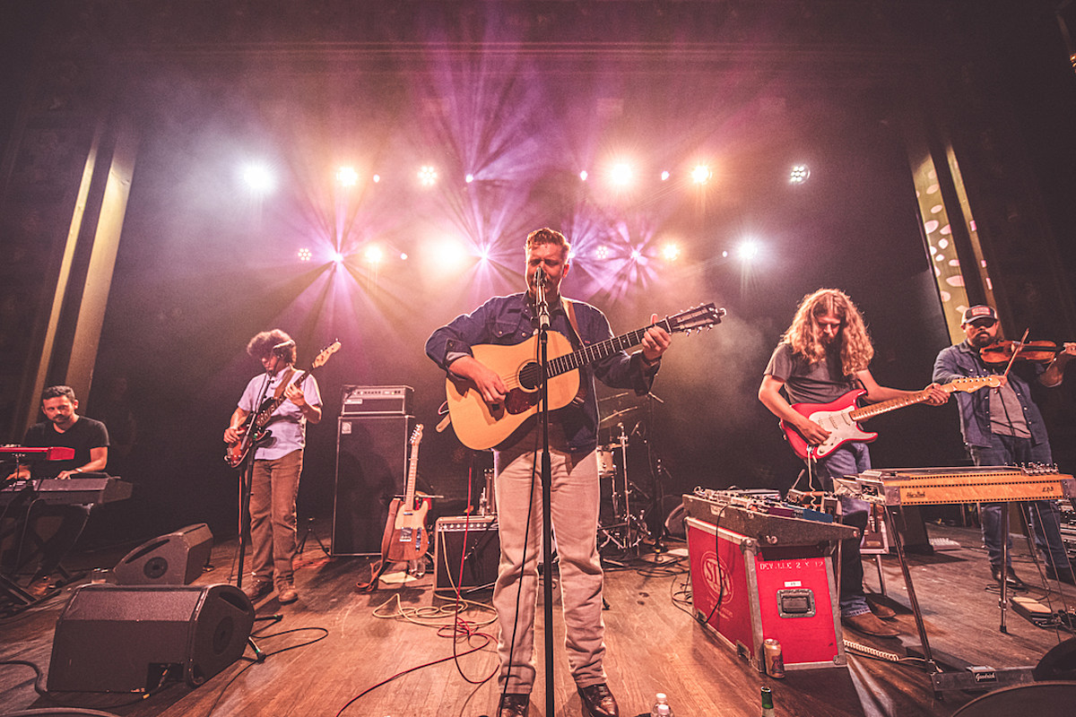 Tyler Childers Brings Brand-New 'Country Squire' to Life in NYC