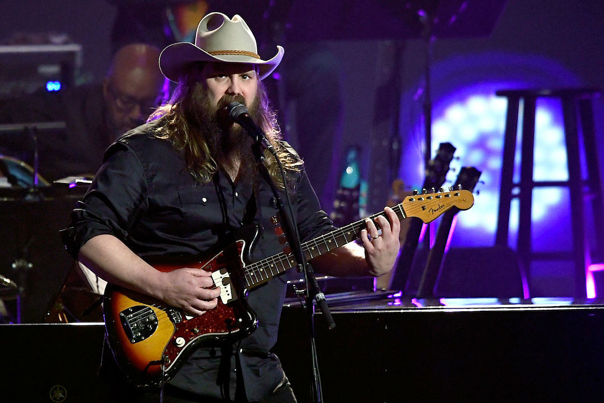 WATCH: Chris Stapleton Is the Family Tree's Rotten Apple in New 'The Bad Side of the Blood'