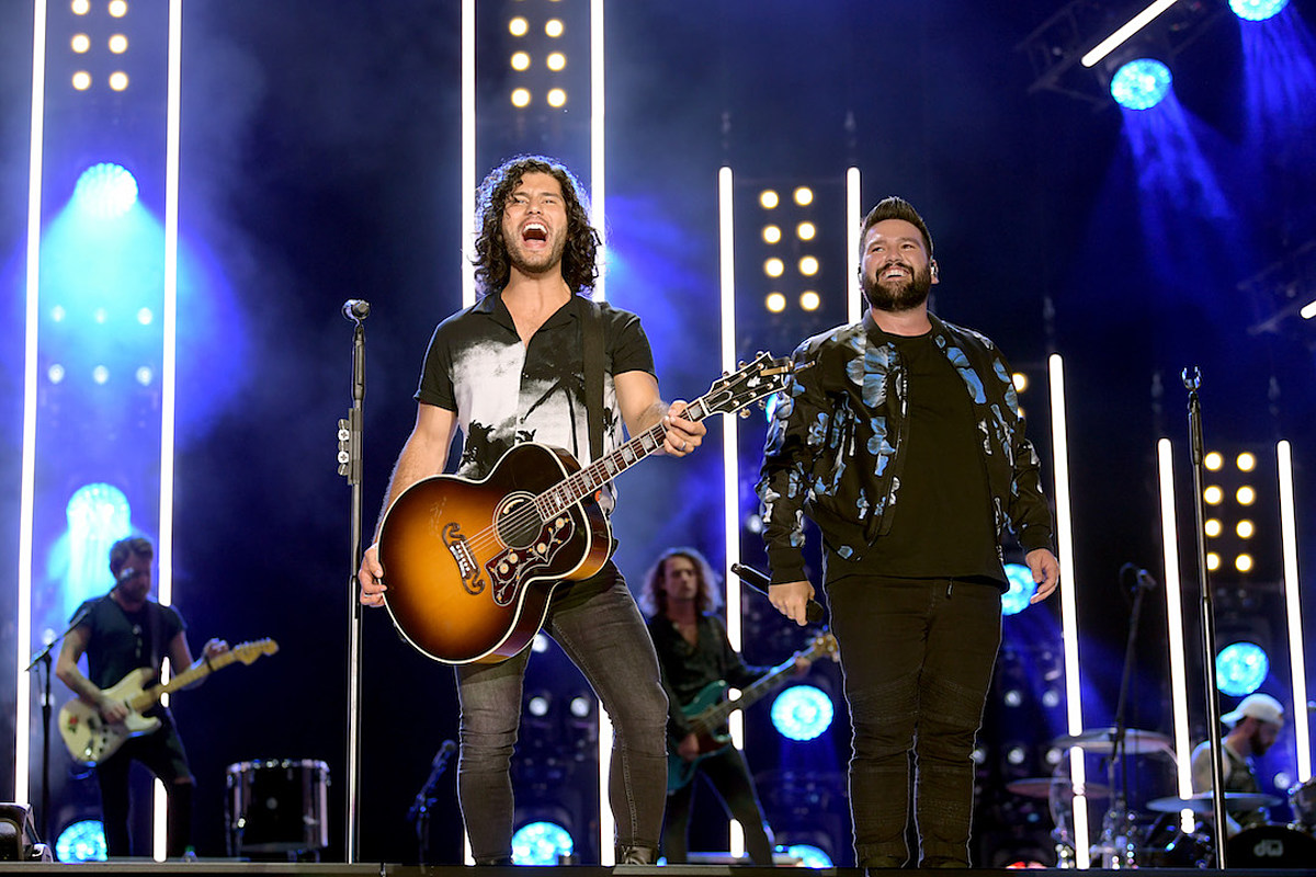 WATCH: Dan + Shay Bring a Little 'Tequila' to Jonas Brothers Nashville Tour Stop
