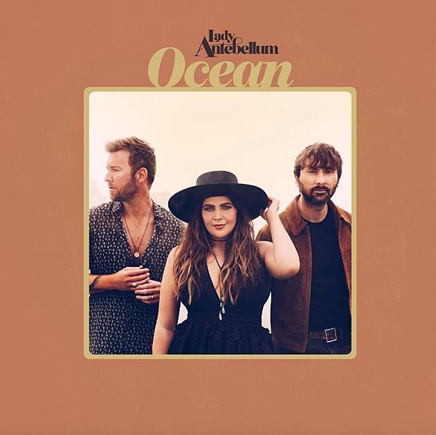 Album studio kedelapan Lady Antebellum yang bertajuk Ocean.
