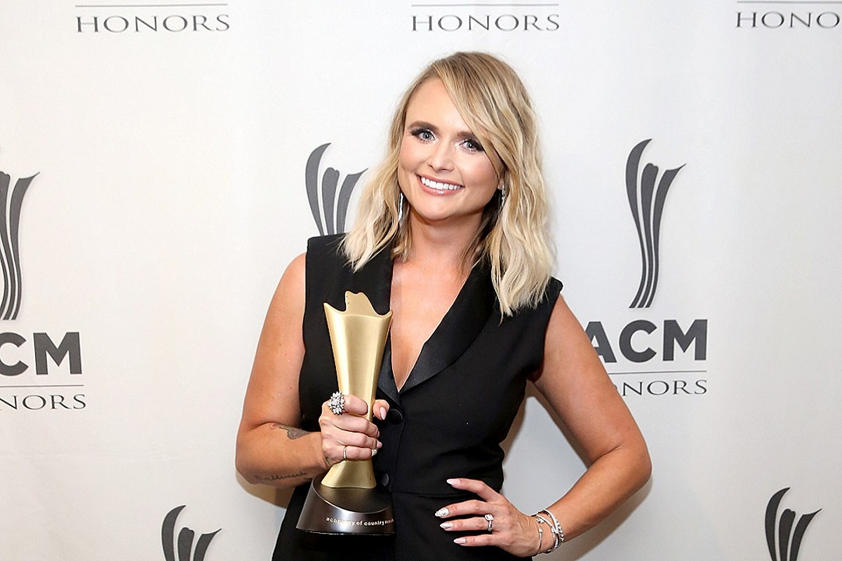 Miranda Lambert Receives ACM Song of the Decade Honor for 'The House That Built Me'