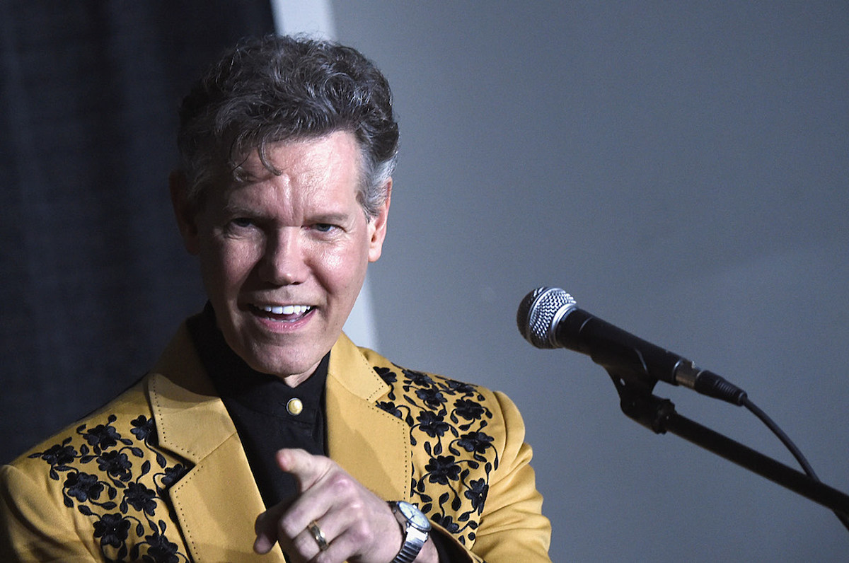 Randy Travis to Receive ASCAP Founder's Award in 2019