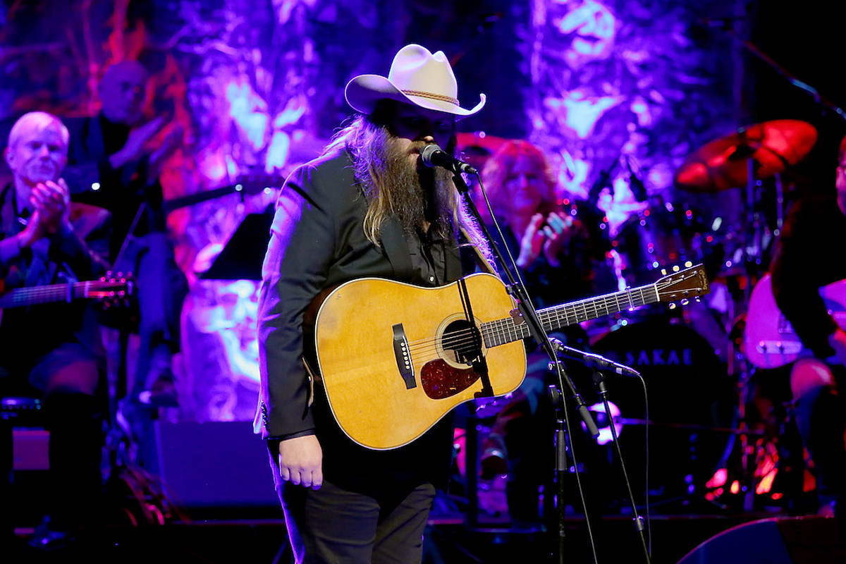 Chris Stapleton Shares Another New Song, 'Starting Over,' Live at Florida Show [WATCH]