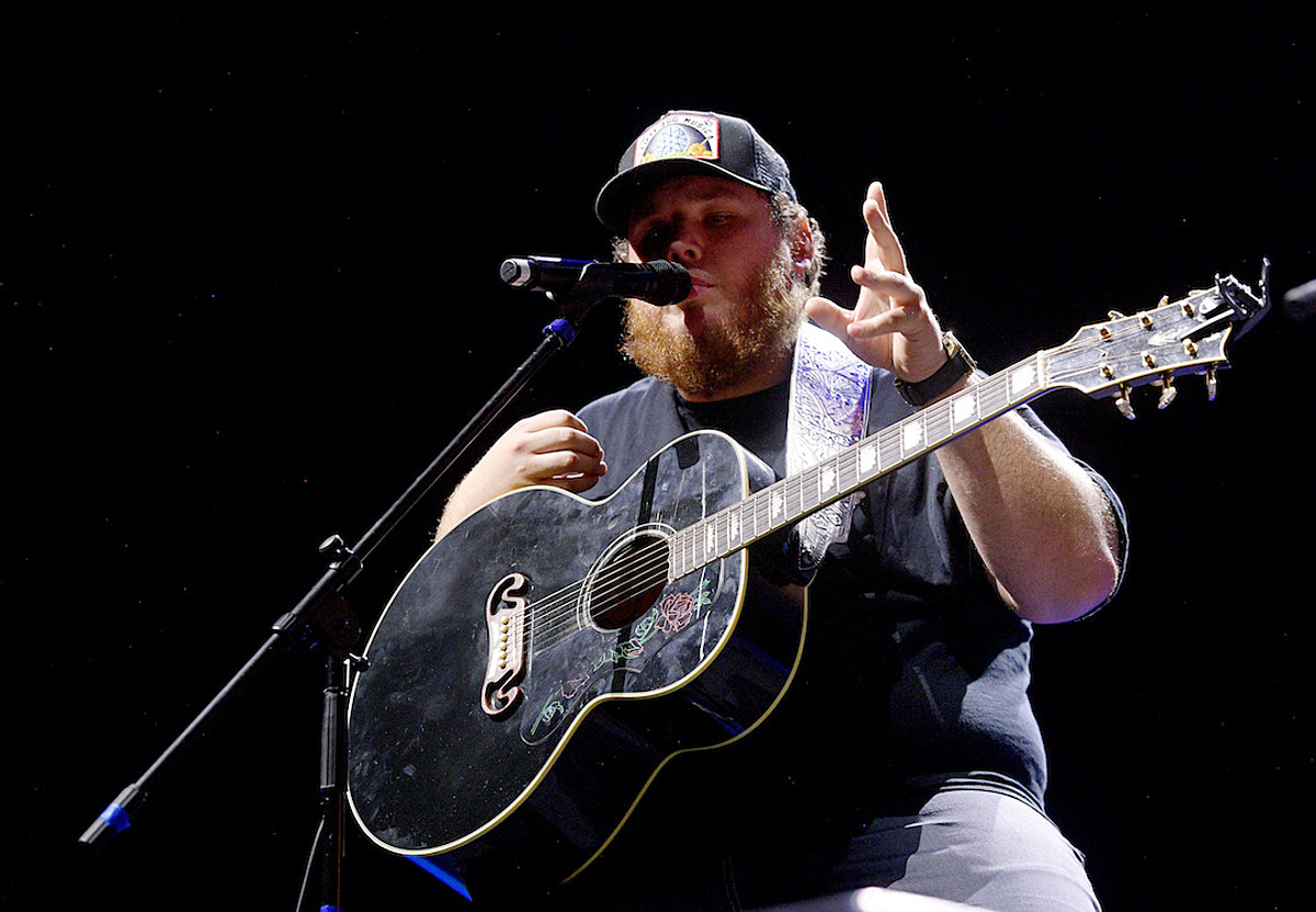 Luke Combs' 'What You See is What You Get' + 8 More New Songs You Need to Hear