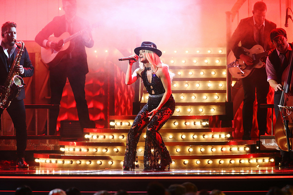 Carrie Underwood Soundtracks a Heartbroken Night Out in 'Drinking Alone' Music Video [WATCH]