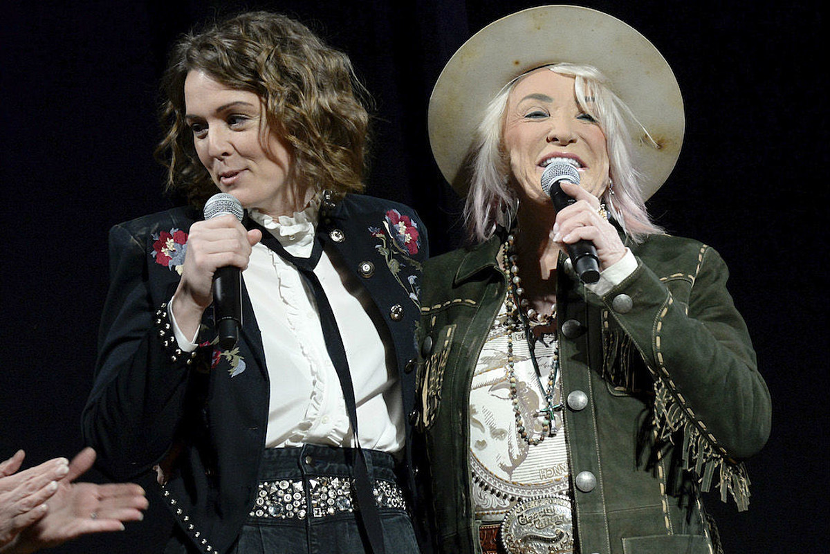 Tanya Tucker, Brandi Carlile Performing at 2020 Grammy Awards