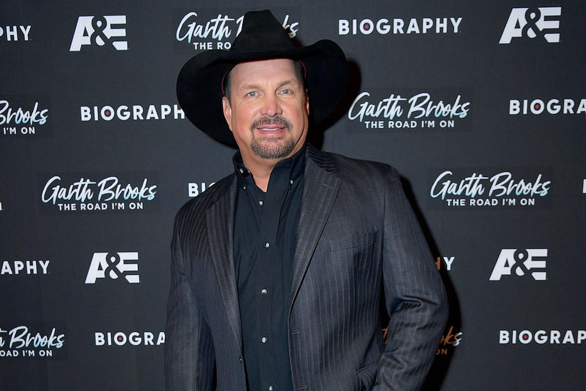 Garth Brooks to Receive 2020 Billboard Music Awards Icon Award