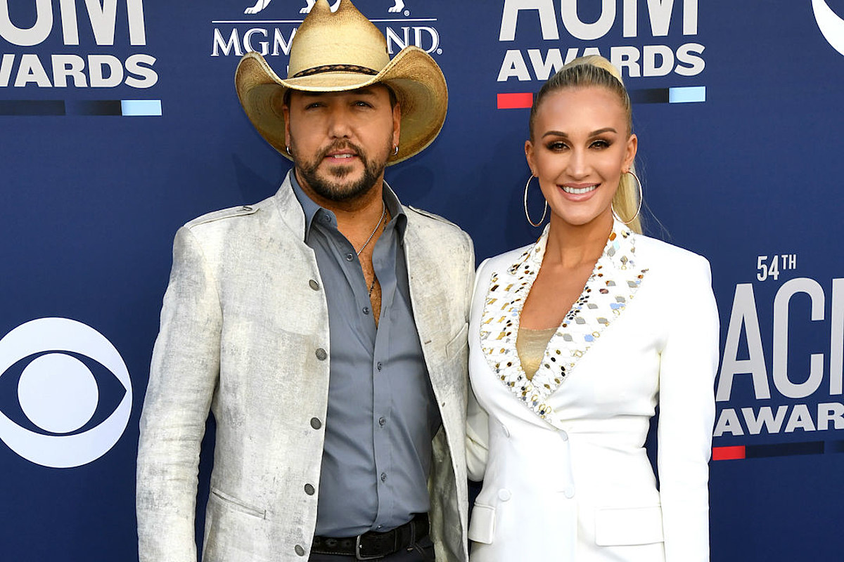 Jason Aldean + Wife Brittany Know They Started on Rocky Ground - The Boot