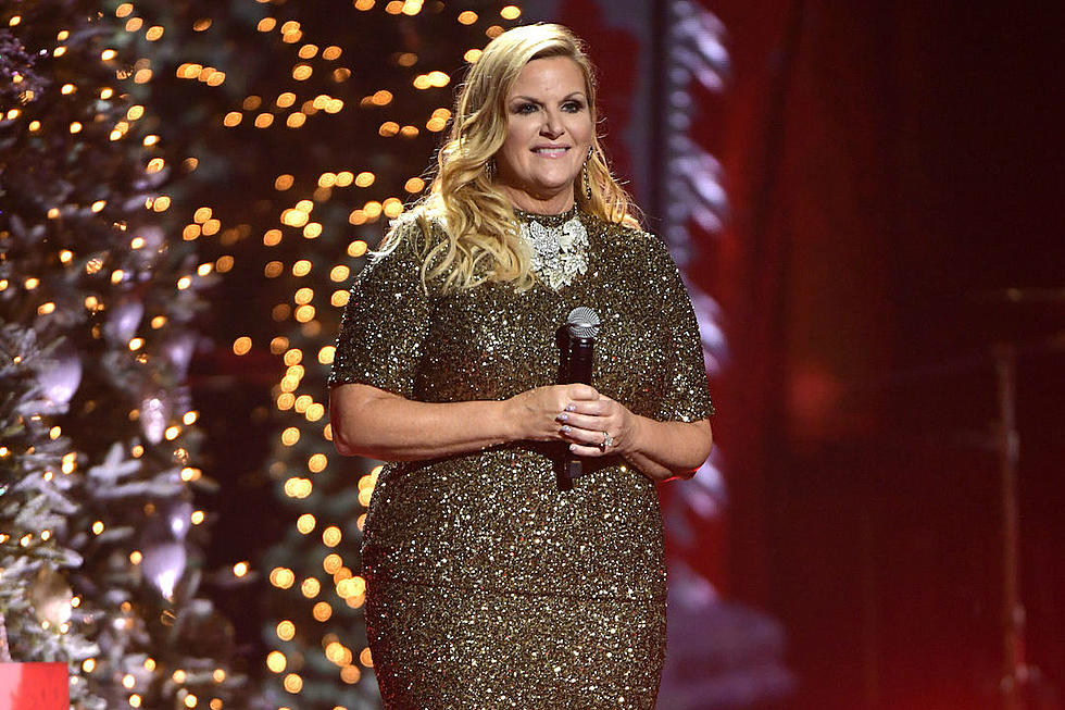 Trisha Yearwood Shares Her Secrets For Beating Stage Nerves